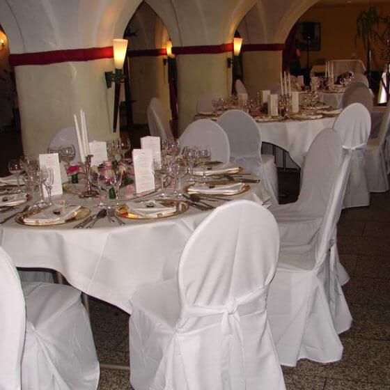 Hochzeit-Bankett - Schlosshotel Chemnitz