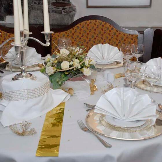 Hochzeit-Kaffee - Schlosshotel Chemnitz