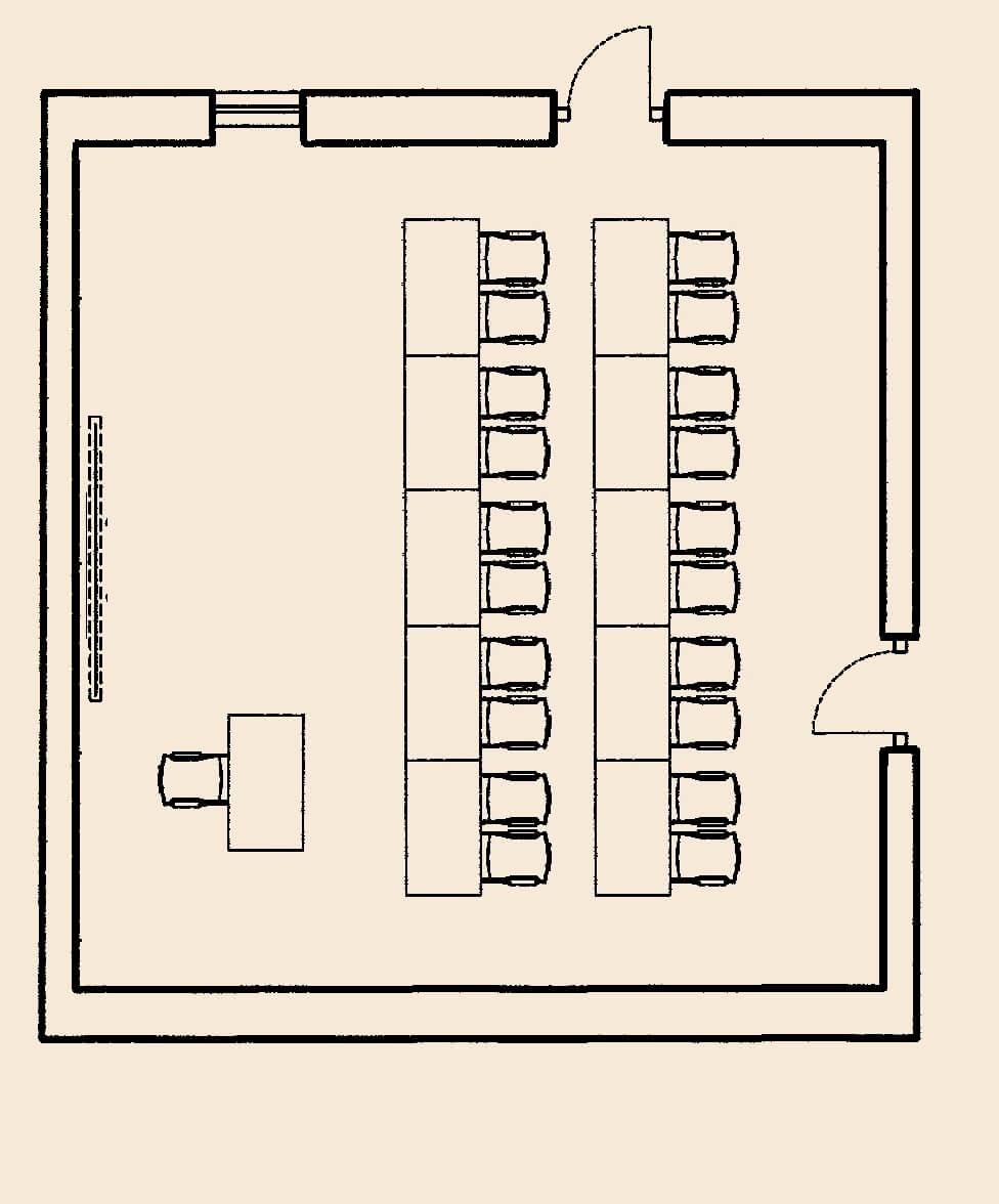 Salon von Taube - Parlamentarisch