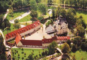 Umgebung Wasserschloss Klaffenbach