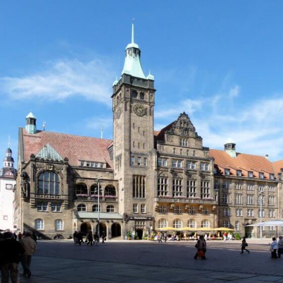 Willkommen in Chemnitz