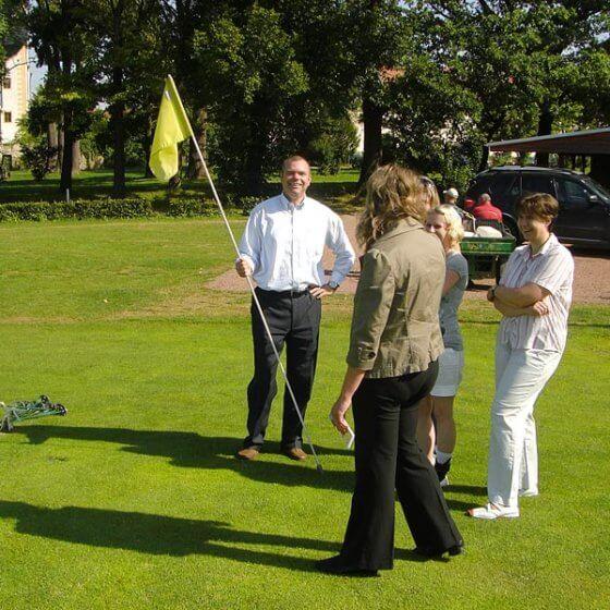 Golfclub Chemnitz - Loch