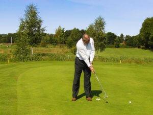 Golfclub Chemnitz - Putt