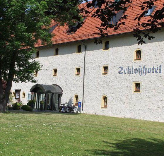 Kuschelwochenende im Schloss