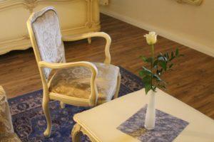 romantischer Stuhl