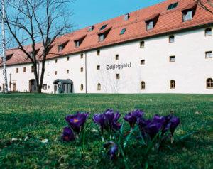 Schlosshotel Chemnitz Eingang