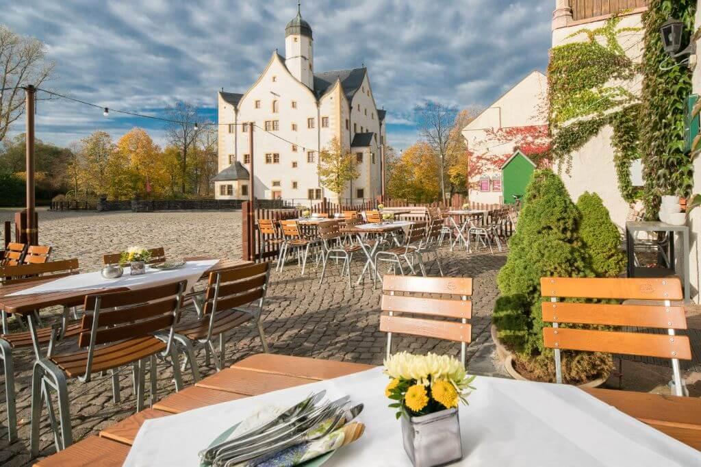 Terrasse Gaststube Torwache