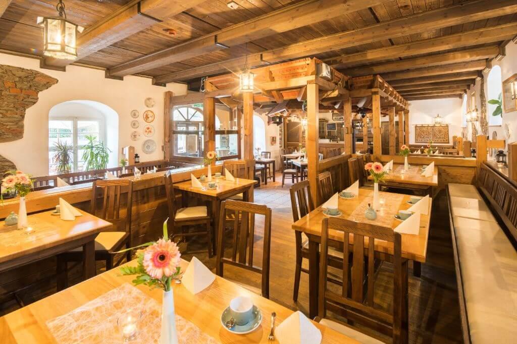 Restaurant Torwache - Schlosshotel Chemnitz
