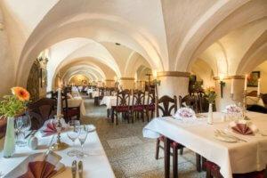 Gewölberestaurant - Schlosshotel Chemnitz