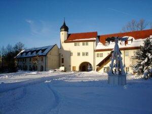 Wintersaison im Schlosshotel