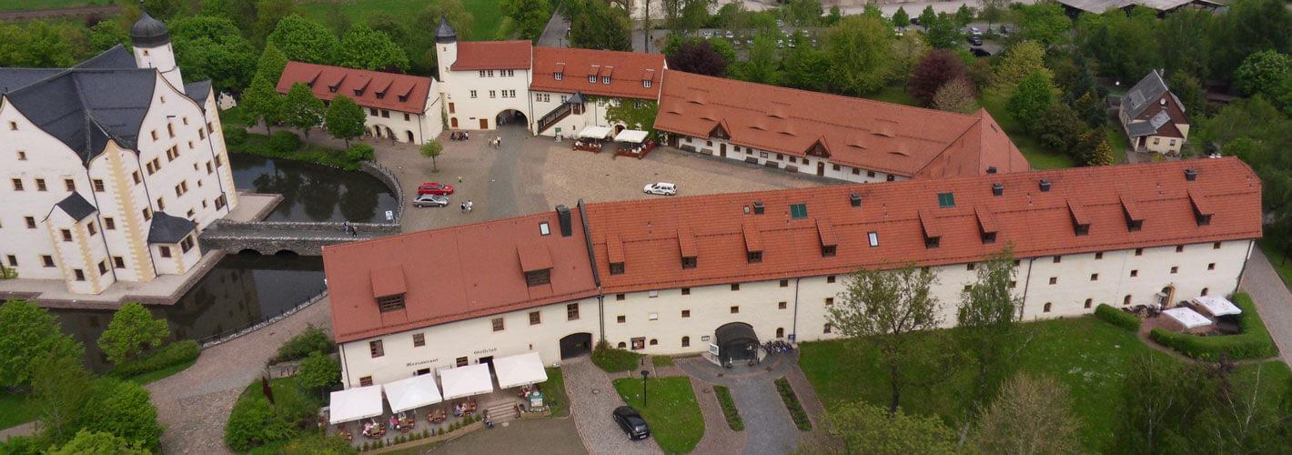 Hotel Wasserschloss Klaffenbach Chemnitz