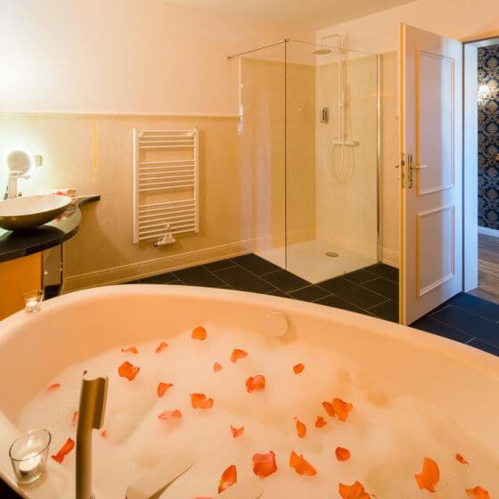 Rokoko-Suite - Badezimmer
