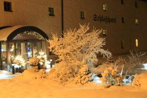 Wintersaison im Schlosshotel Klaffenbach