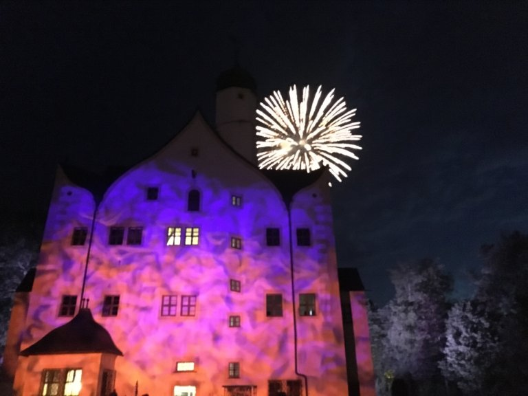 Silvester im Schlosshotel