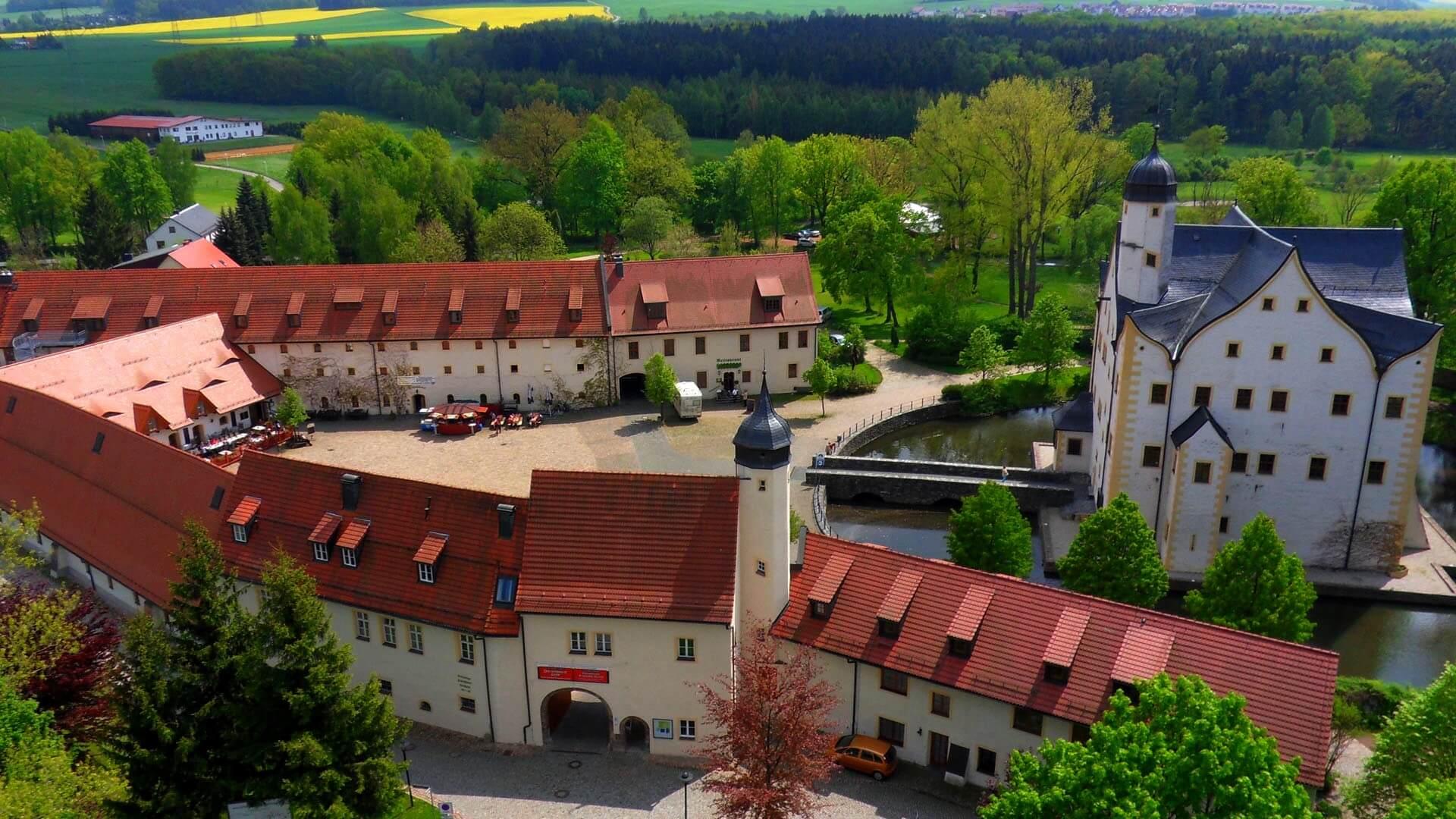 Schlosshotel Areal