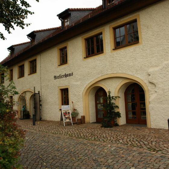 Ateliers im Innenhof