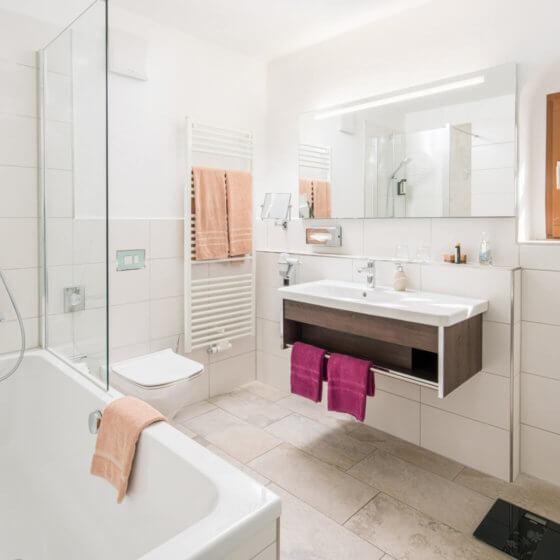 Badezimmer Superior-Doppelzimmer