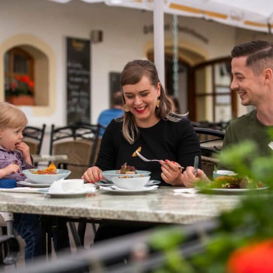 Schlosscafé Terrasse